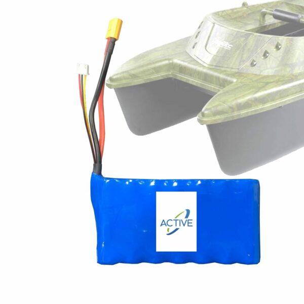 batterie lithium bateau amorceur active energy 4