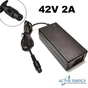chargeur electrique 10s 8mm active energy