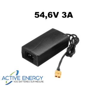 chargeur electrique yeep.me 85w active energy 54 6v 3A