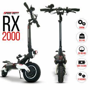 chargeur rx2000 speedtrott active energy