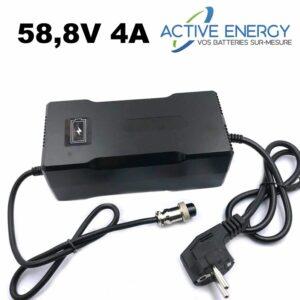 chargeur trottinette electrique active energ 588 4A